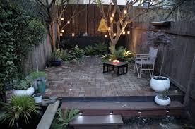 courtyard garden by normal room