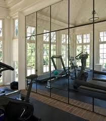 gym room at home home gym mirrors