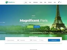 best travel wordpress themes for s