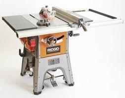Ridgid 10 Contractor Tablesaw R4512 Wood Magazine