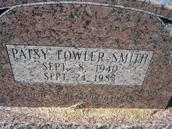 Patsy Jo Fowler Smith (1940-1983) - Find A Grave Memorial