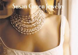 susan green jewelry bridal necklaces