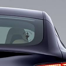 Ssa 4 Static Cling Window Decal Usmc Scout Sniper Association