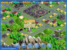 highly aned virtual city