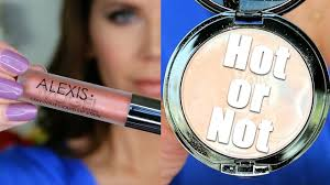 alexis vogel makeup hot or not you