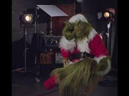 on set with the grinch take 2 you