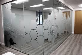 Custom Frosted Glass Decals For Windows Vinyl Window Etching Film