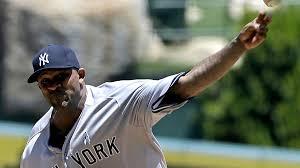 Yankees starter CC Sabathia returns to injured list - Los Angeles ...