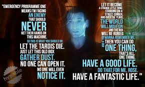 best quotes from dr who quotesgram