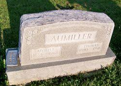 Carrie Myrtle Fowler Aumiller (1886-1968) - Find A Grave Memorial