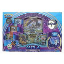 Pokemon TCG Alola Lunala Collection Box