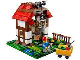 Nguồn gốc và tác dụng của đồ chơi Lego cho bé