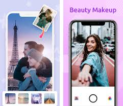 beauty makeup photo editor collage