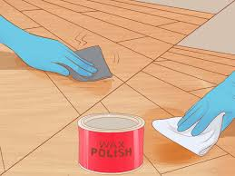 3 ways to clean oil off a wood floor