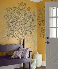 Olive Tree Wall Stencil Stencils Wall Tree Wall Decal Tree Stencil For Wall