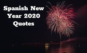 spanish new year quotes and wishes mary christmas happy