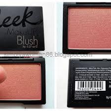 sleek blush 926 rose gold health