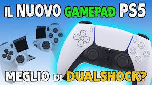 Il controller di Playstation 5 - Meglio del Dualshock4? - YouTube