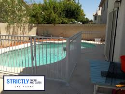 Pool Fencing Doors Incredible Pool Fencing Ideas In Awesome Fence Design Designs 6