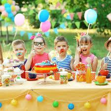 Como Hacer Una Fiesta Infantil Con Poco Dinero Y Que Resulte Un