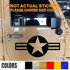 United States Army Combat Veteran Roundel Vinyl Window Decal Sticker