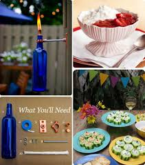 cool ideas for a summer party on design