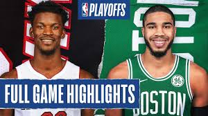Watch: HEAT at CELTICS | FULL GAME HIGHLIGHTS | September 15, 2020