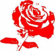 Red Rose Vinyl Decal Sticker For Car Truck Laptop Window Ebay