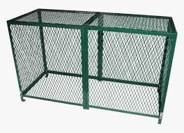 Transparent Metal Chain Fence Png Cage With Expanded Mesh Png Download Kindpng