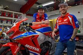 Hutchy And Lee Johnson Set To Make Their Debuts On Honda Racing ...