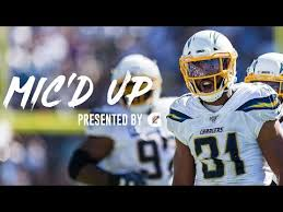 """Adrian Phillips Mic'd Up vs. Colts, """"He really like that!"""" 