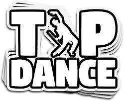 Amazon Com Viraltee 3 Pcs Stickers Tap Dancing For Tap Dancer Tap Dance Tap Dancing 3 4 Inch Die Cut Wall Decals For Laptop Window Car Bumper Helmet Water Bottle Kitchen Dining