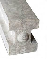 Concrete Fence Posts Intermediate Concrete Posts Bases
