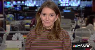 Katy Tur Issues Extra-Phishy 2018 Sign-Off On MSNBC [Watch]