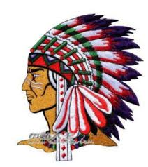 10 Pcs Iron On Patch Feather Indian Head Motorcycle Biker Etsy