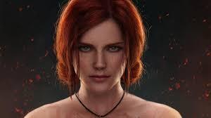 digital art artwork women video games