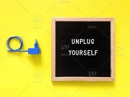 unplug yourself plug plugs plugged unplug unplugged charging