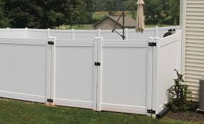 Vinyl Fence Hardware Fence Latches Hinges And Fasteners