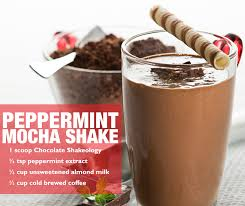 5 holiday drinks done healthy shakeology