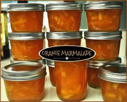 orange marmalade and how to can it