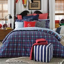 tommy hilfiger boston comforter set