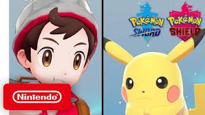 Pokémon Sword and Pokémon Shield – Nintendo Direct 9.4.2019 ...