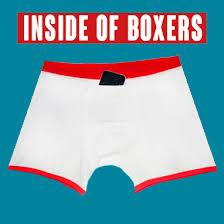 stealth pants mens pocket boxers