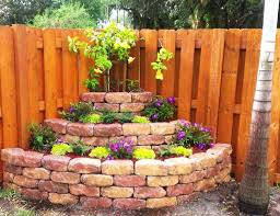 Corner Garden Plans Bob Doyle Home Inspiration Great Ideas Paint Corner Fence Landscaping