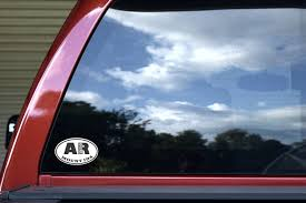 4in X 2 5in Oval Ar Mount Ida Arkansas Sticker Stickertalk