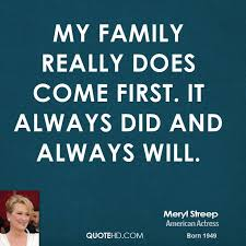 meryl streep family quotes quotehd