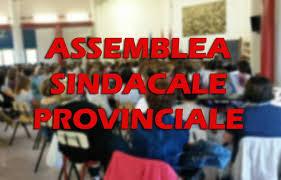 Assemblea sindacale Gilda degli Insegnanti – Istituto Comprensivo  Nosside-Pythagoras