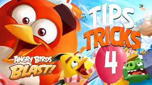 Angry Birds Blast Tips and Tricks Part 4 – Power-Ups Slingshot ...