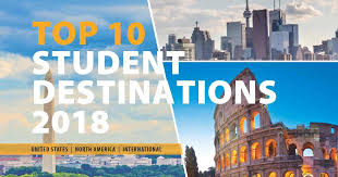 top 10 student destinations united states
