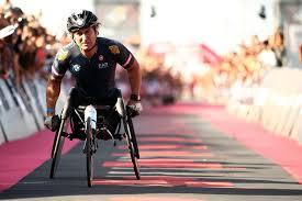 Zanardi, grave incidente. L'atleta trasportato subito in ospedale ...